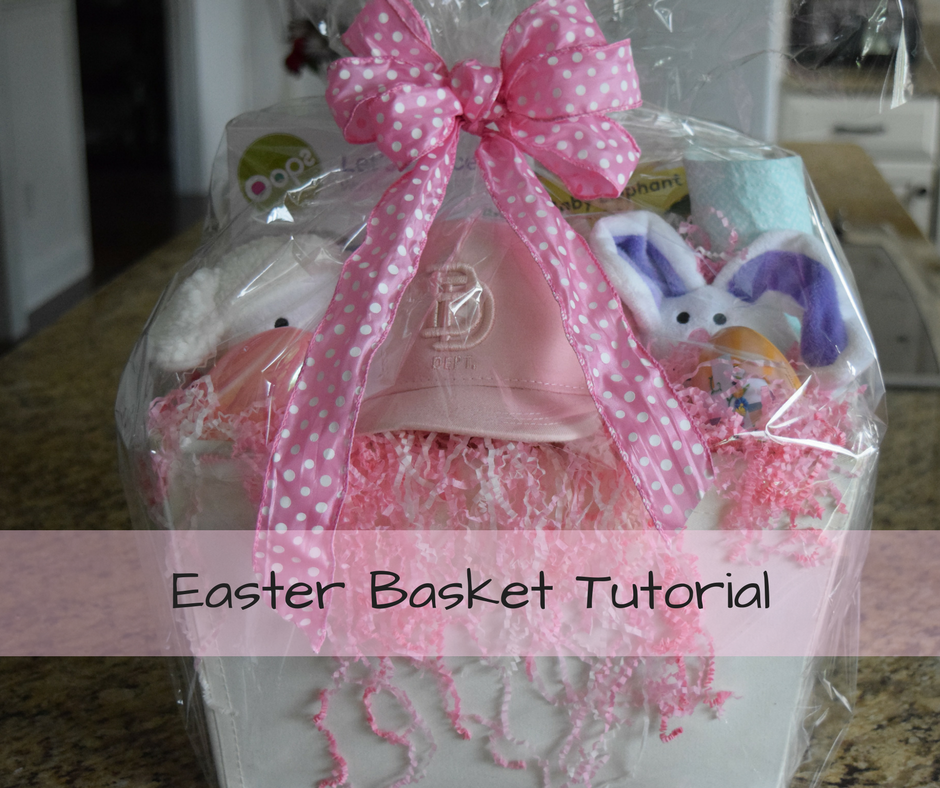 Baby's First Easter Basket Tutorial