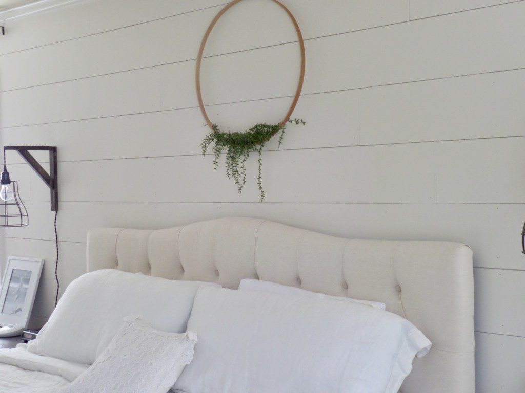 How to Shiplap a Wall