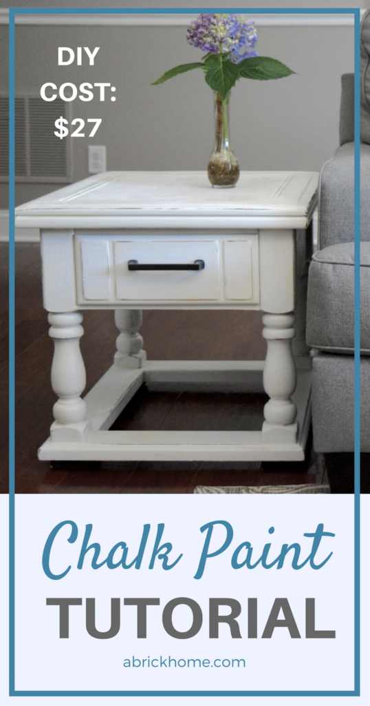 Chalk paint furniture, diy chalk paint, how to use chalk paint, chalk paint ideas, distress paint tutorial