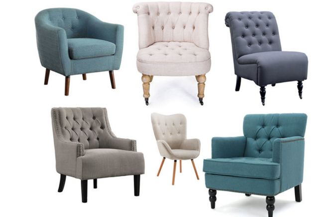 Timeless Tufted Accent Chairs under $200 | Amazon Finds