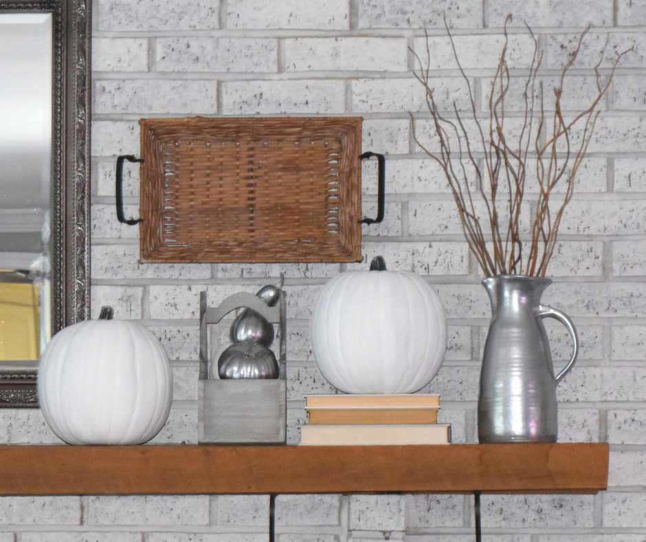 Neutral Fall Mantel Ideas to Copy this Season