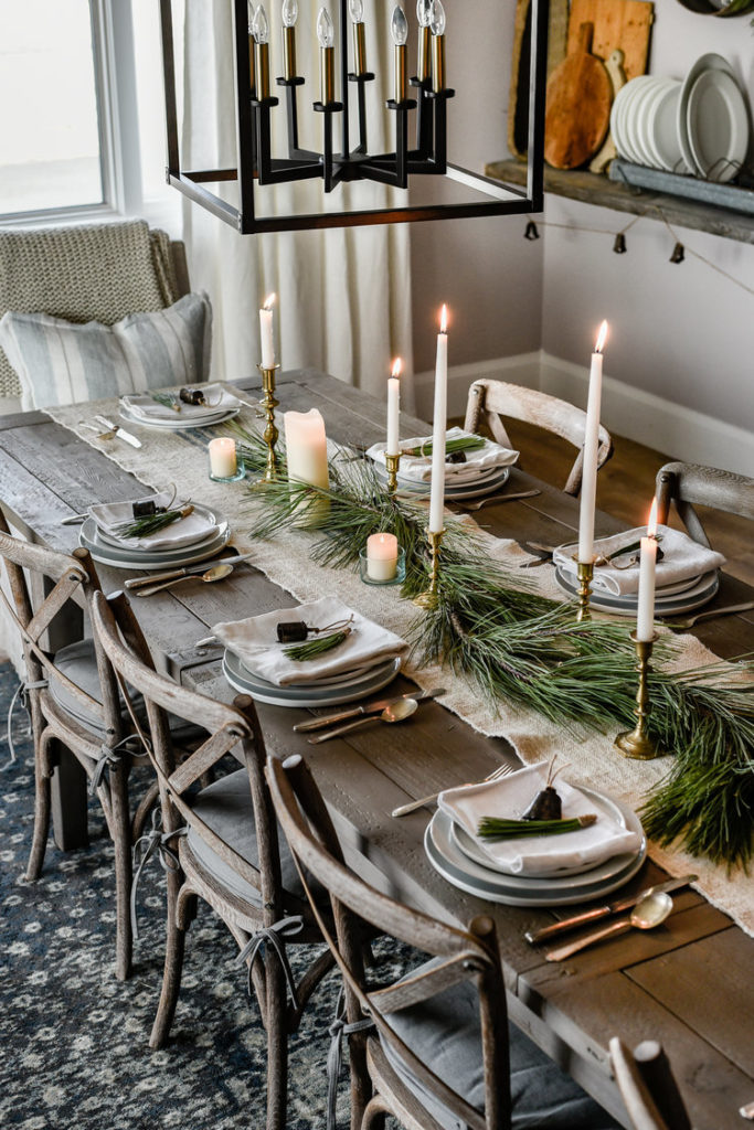 Winter decorating ideas for after christmas a brick home for Home decorations after christmas