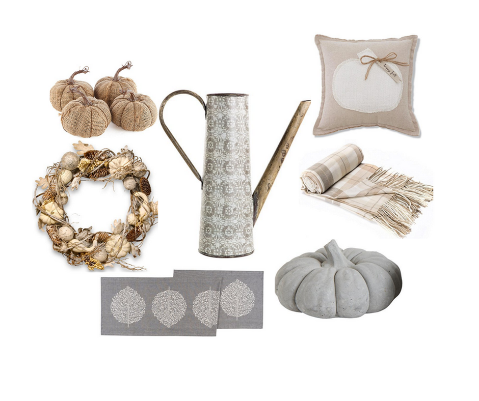 The best neutral fall decor on amazon a brick home for Best home decor amazon