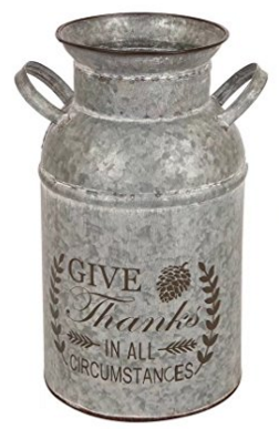 The Best Galvanized Fall Decor On Amazon A Brick Home