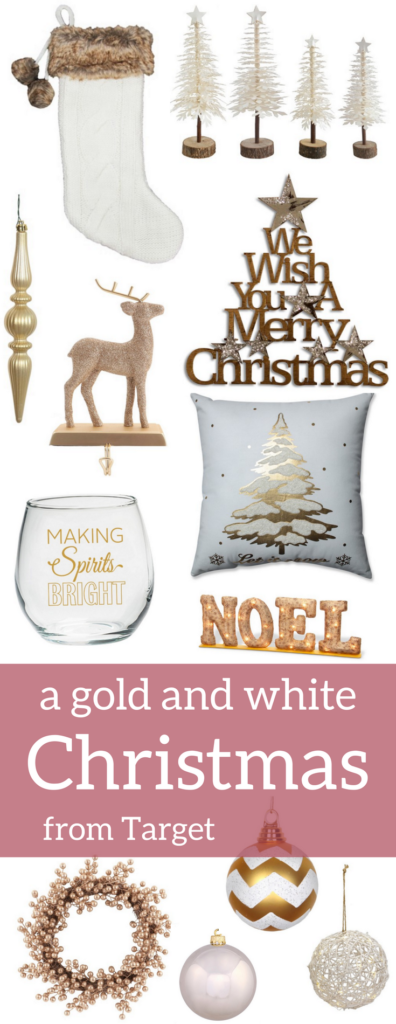 a brick home gold and white christmas decor gold and white christmas decorations