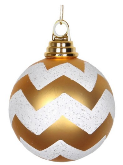 A Gold And White Christmas From Target A Brick Home