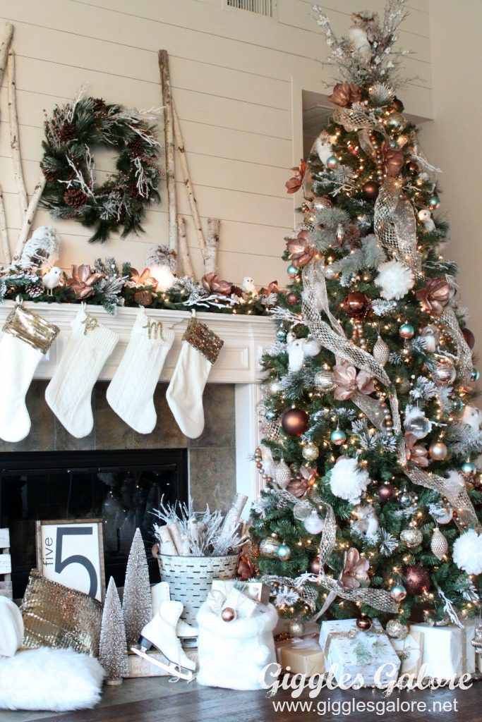 20 Insanely Gorgeous Christmas Mantel Ideas You Need to ...