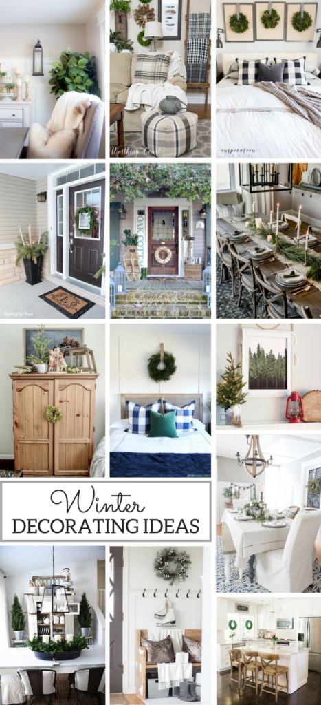 home decor ideas for winter after christmas winter decorating ideas www indiepedia org 12269