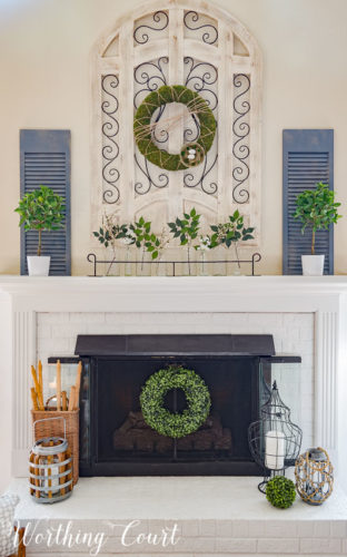 18 Spring Mantel Decorating Ideas You Ll Want To Copy A