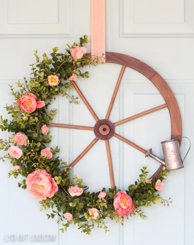 Diy Spring Wreaths To Try This Year A Brick Home